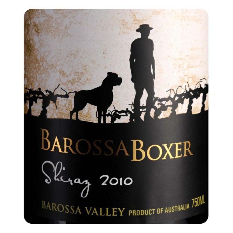 巴罗萨私家窖藏莎瑞斯干红Barossa Boxer Shiraz