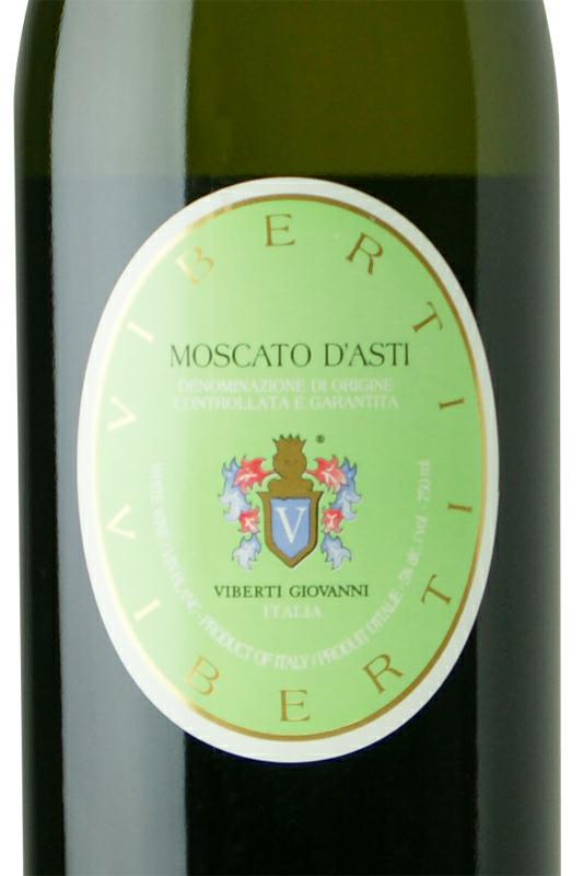 阿斯蒂幕斯卡精选干起泡Viberti moscato Dasti