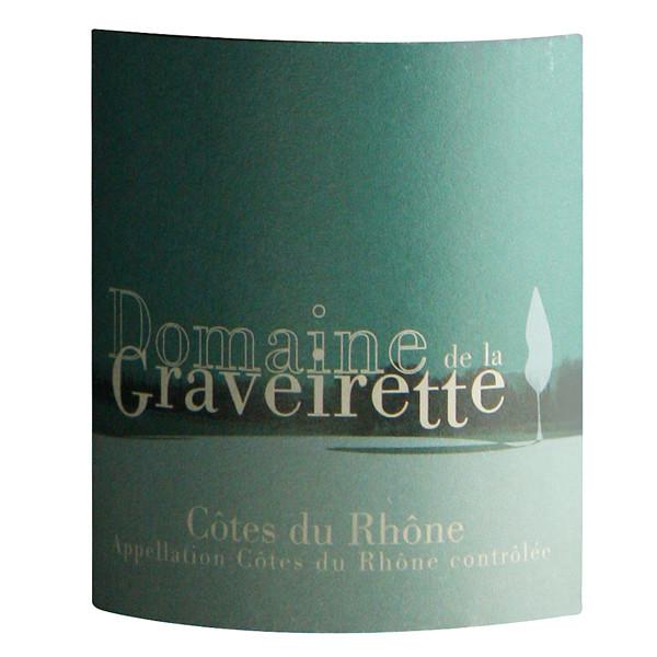 格拉维酒庄罗纳河谷干红Domaine de la Graveirette Cotes du Rhone