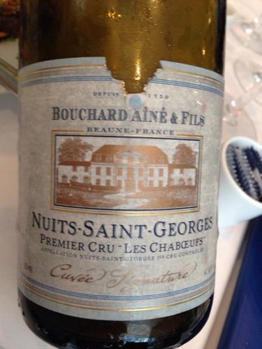Bouchard Aine & Fils Les Chaboeufs
