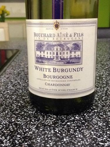 Bouchard-Aine & Fils Bourgogne White