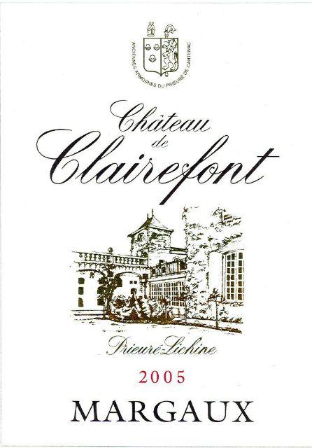 克莱枫城堡干红(英国出口)Chateau de Clairefont