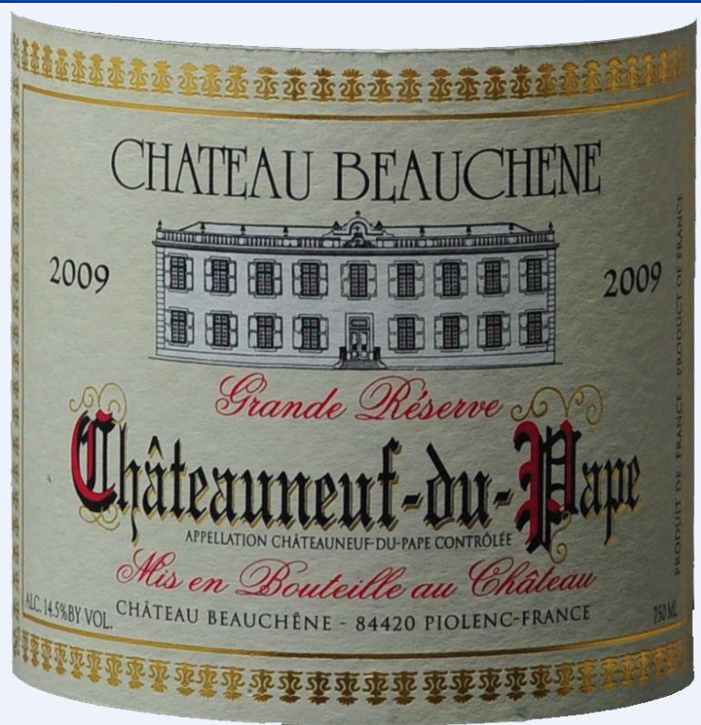 宝尚教皇新堡极品珍藏干红Chateau Beauchene Grande Reserve