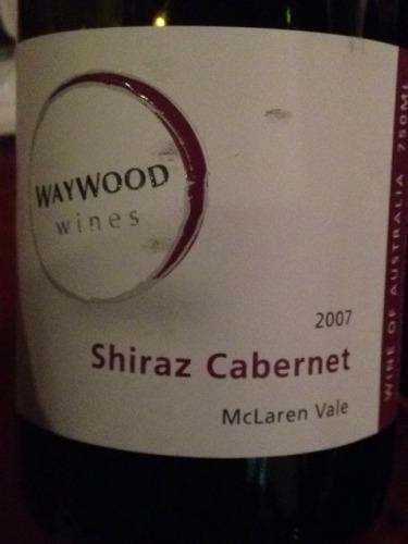 维舞西拉赤霞珠干红WayWood Shiraz - Cabernet Sauvignon
