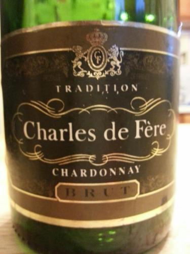 迪费传统混酿起泡酒Charles de Fere Tradition Sparkling Blend Brut