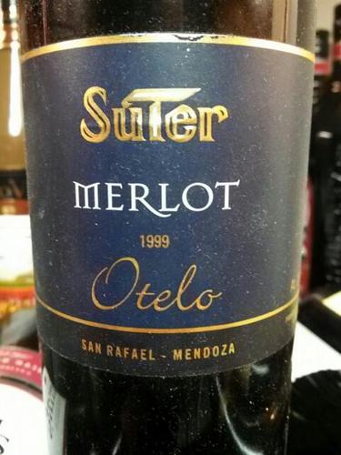 Suter Merlot Mendoza