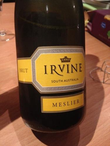 尔文米思丽起泡酒Irvine MV Meslier Brut