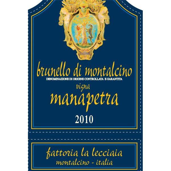乐奇亚酒庄玛娜佩特园布鲁奈罗干红Fattoria la Lecciaia Brunello di Montalcino Vigna Manapetra