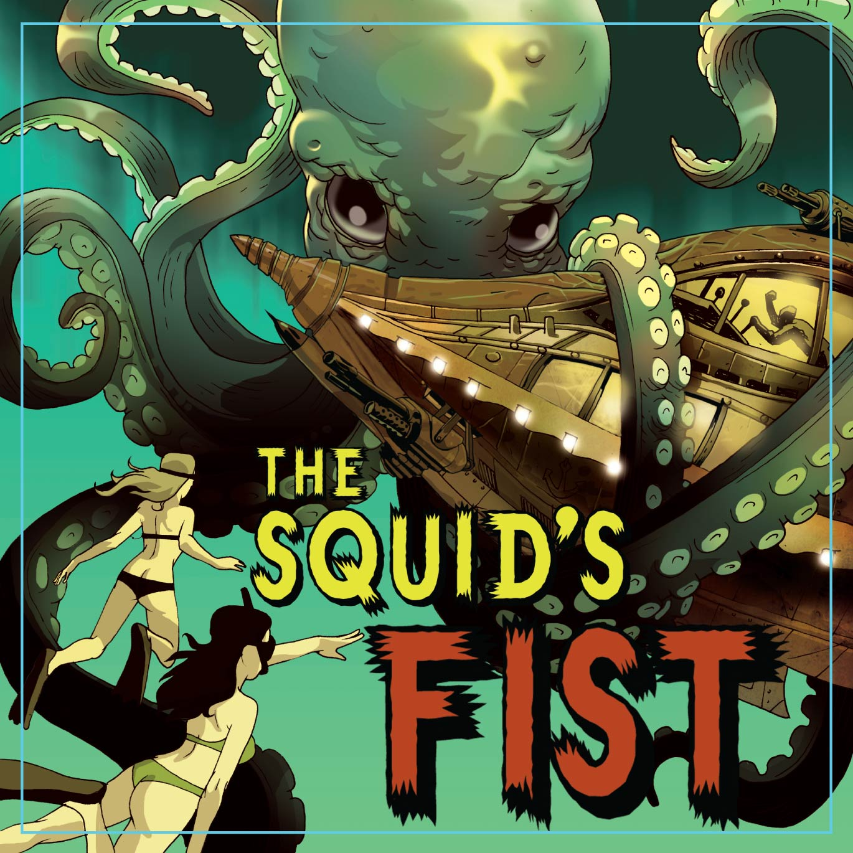 新生朋克酒庄海贼王干红Some Young Punks The Squids Fist
