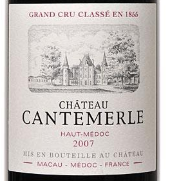 Chateau Cantemerle Lady C Cantemerle