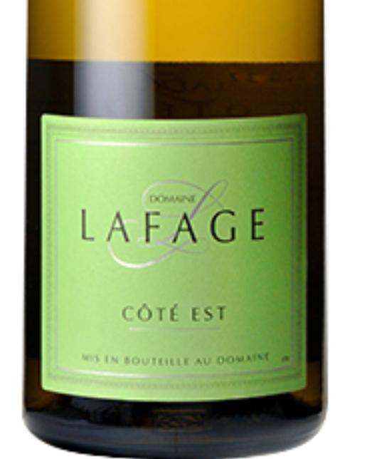 Domaine Lafage Cote Est Blanc