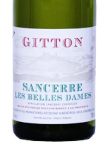 Gitton Pere & Fils Sancerre Les Belles Dames