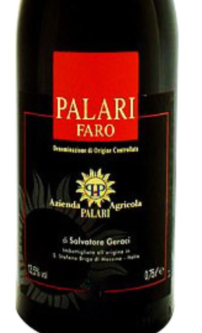 Palari Faro Sicily