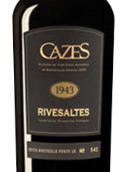 Domaine Cazes Rivesaltes Collections