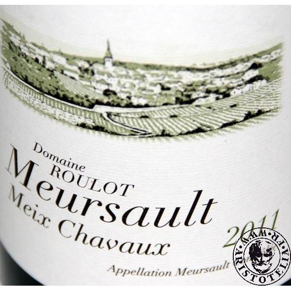 Domaine Roulot Meursault Les Meix Chavaux