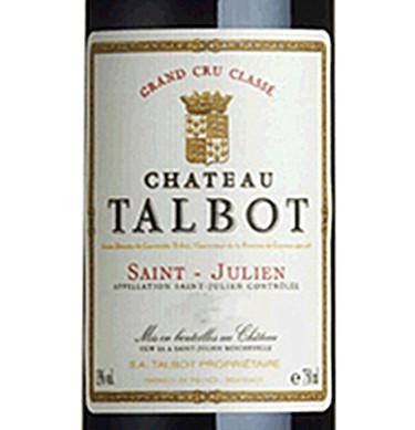 Chateau Talbot Saint-Julien