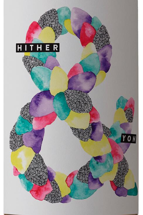 漫山桃红Hither&Yon Rosato