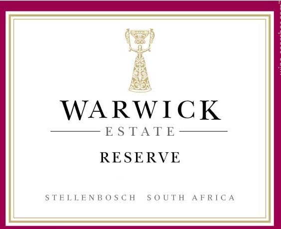 Warwick Estate Reserve Red