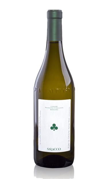宝萨柯酒庄兰格干白葡萄酒Saracco Riesling