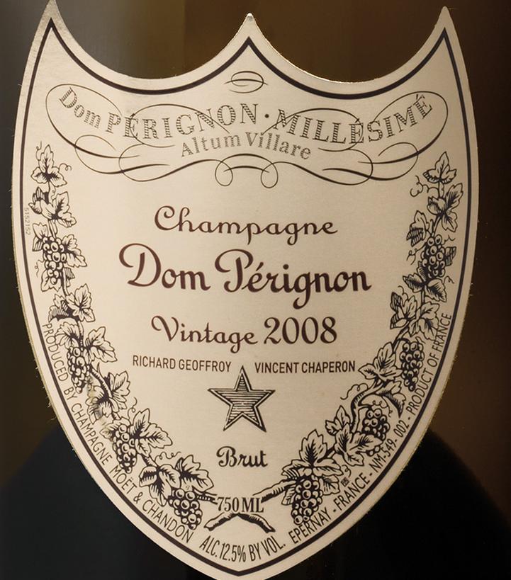 Dom Perignon Brut Chef de Cave Legacy Edition