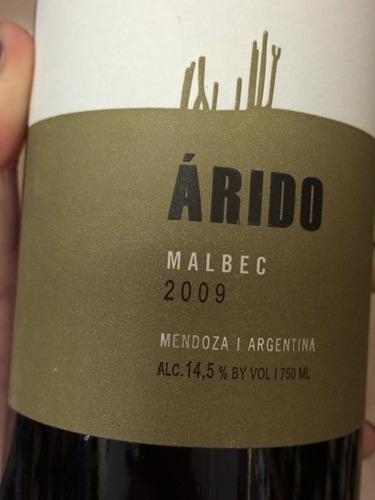 Mendoza Árido Malbec