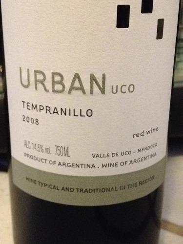 Urban Uco Tempranillo