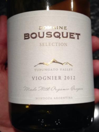 Domaine Bousquet Reserve Viognier