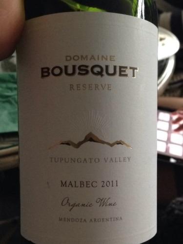 Domaine Bousquet Reserve Malbec