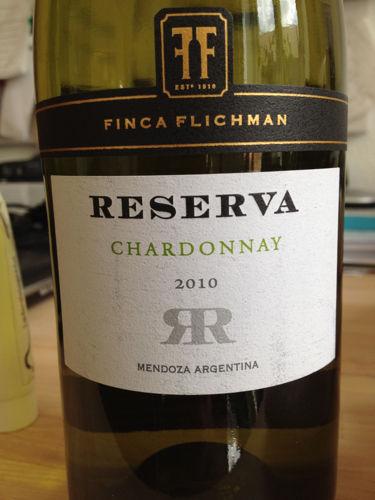 Flichman Reserva Chardonnay