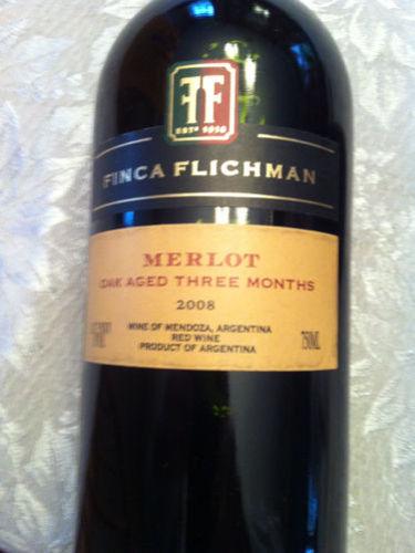 Flichman Oak Aged Merlot