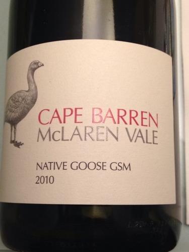 McLaren Vale Native Goose GSM