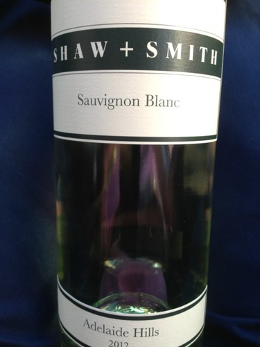 沙朗长相思干白Shaw + Smith Sauvignon Blanc