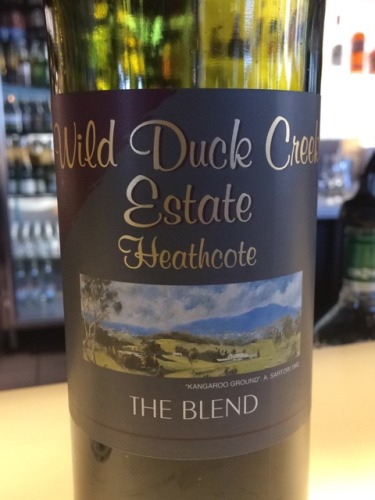 Heathcote The Blend