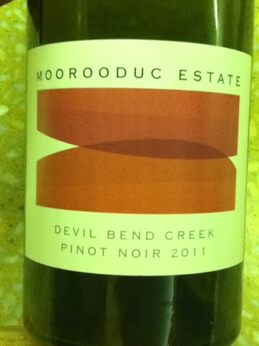 莫路德魔溪黑皮诺干红Moorooduc Estate Devil Bend Creek Pinot Noir