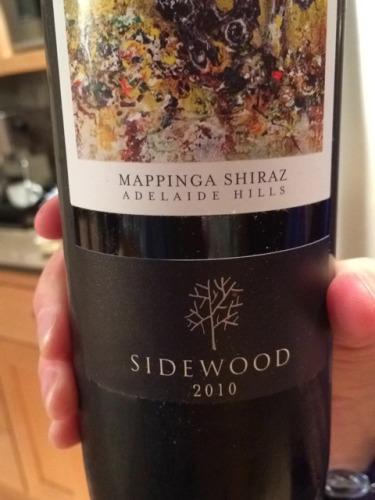 赛德蔓萍设拉子干红Sidewood Estate Mappinga Shiraz