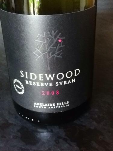 赛德珍藏西拉干红Sidewood Reserve Syrah
