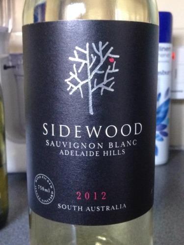 赛德长相思干白Sidewood Estate Sauvignon Blanc