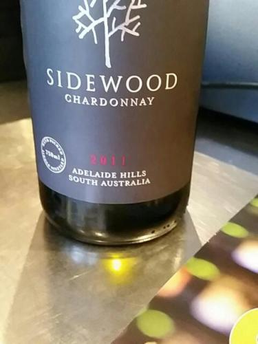 赛德霞多丽干白Sidewood Estate Chardonnay