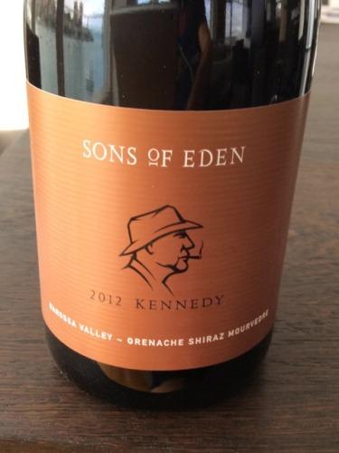 伊顿之子肯尼迪GSM干红Sons of Eden Kennedy GSM