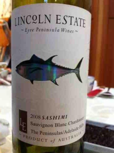 Sashimi Sauvignon Blanc Chardonnay