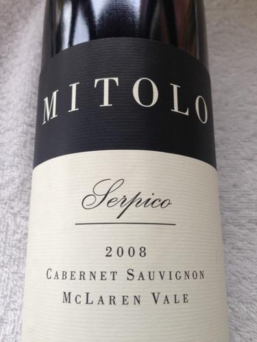 米多罗塞尔皮科赤霞珠干红Mitolo Serpico Cabernet Sauvignon