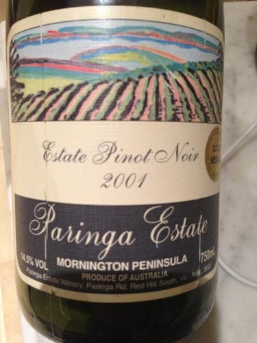 帕霖佳特选珍藏黑皮诺干红Paringa Estate Special Barrel Selection Reserve Pinot Noir