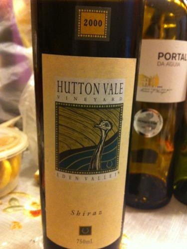 赫顿谷酒庄西拉干红Hutton Vale Shiraz