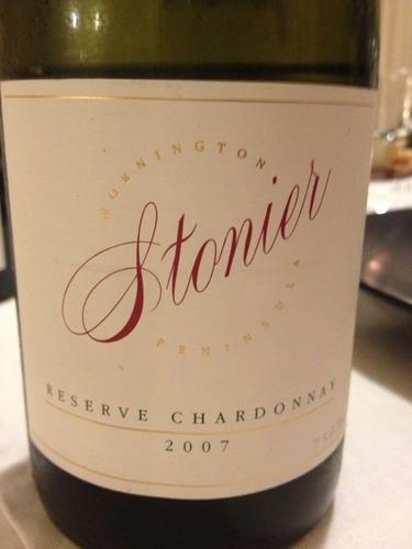 司徒妮存储霞多丽干白Stonier Reserve Chardonnay