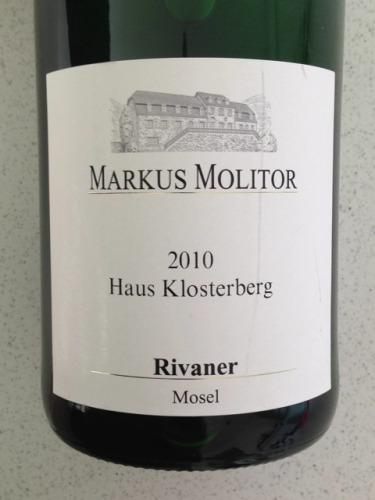 Haus Klosterberg Rivaner