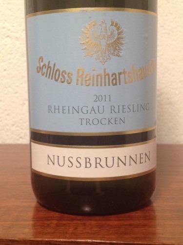 Rheingau Nussbrunnen Trocken Riesling