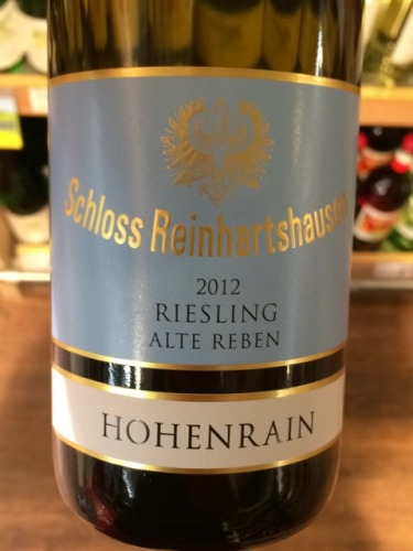 Hohenrain Alte Reben Riesling