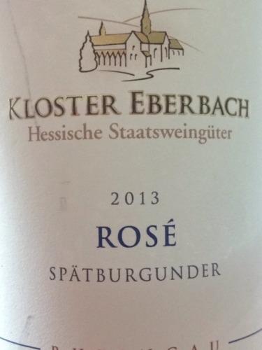 Rheingau Rosé Spätburgunder