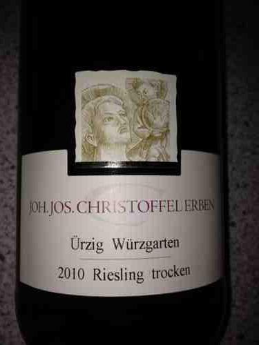 Ürziger Würzgarten Riesling Trocken