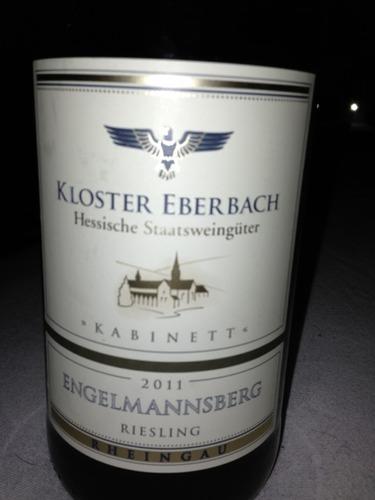 Steinberger Feinherb Riesling